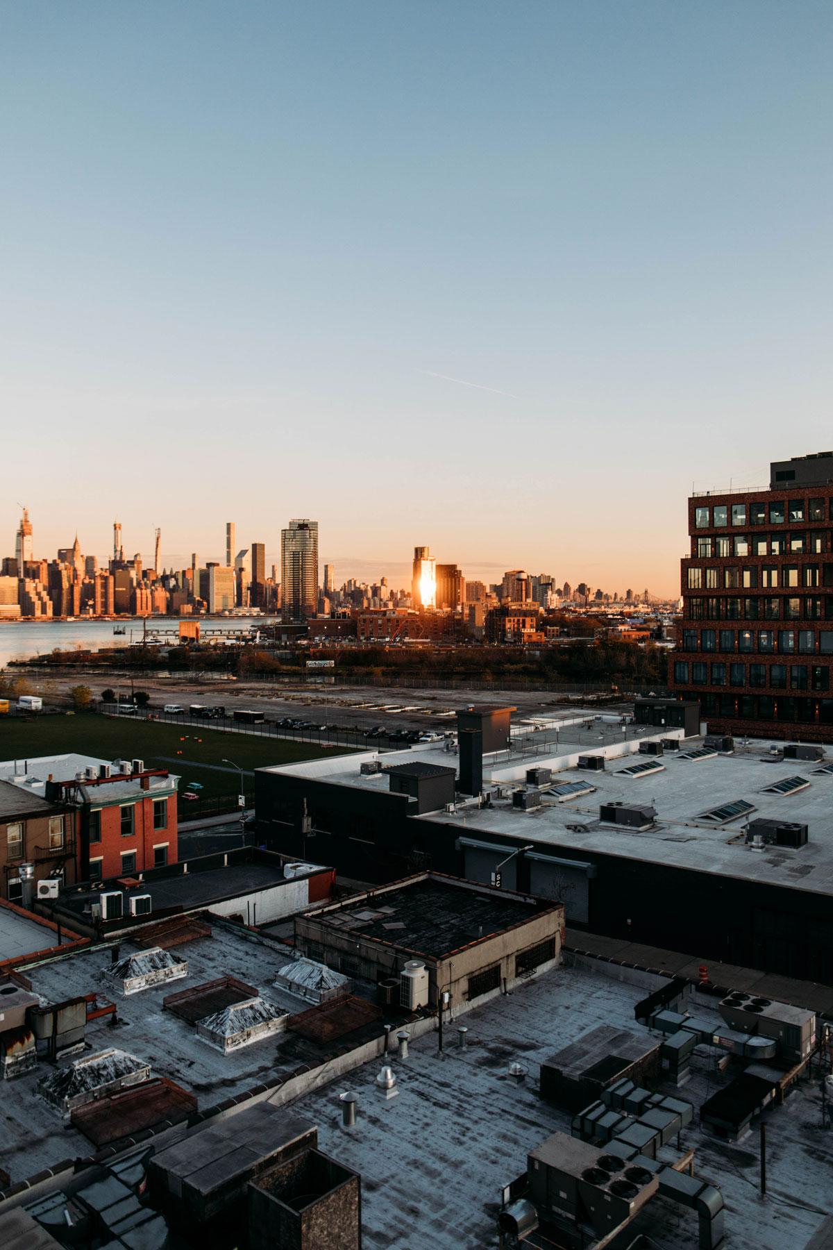 rooftop williamsburg new york