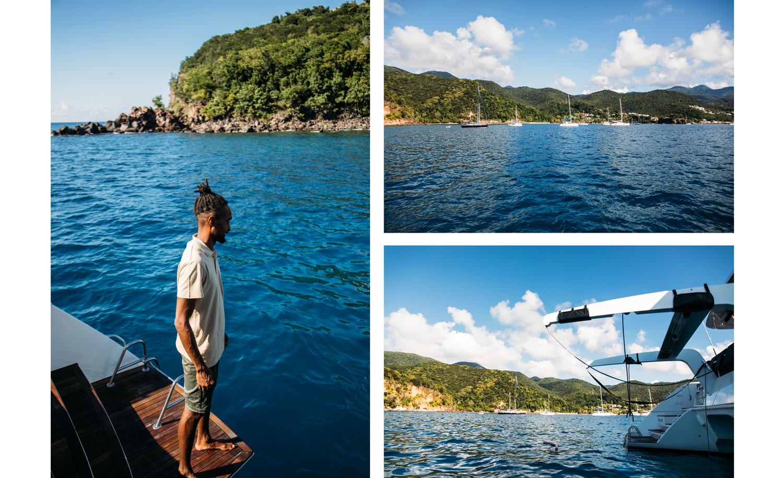 snorkelling réserve cousteau Guadeloupe