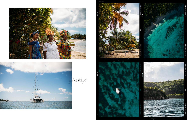 visiter l'ile de Marie-Galante croisière Guadeloupe