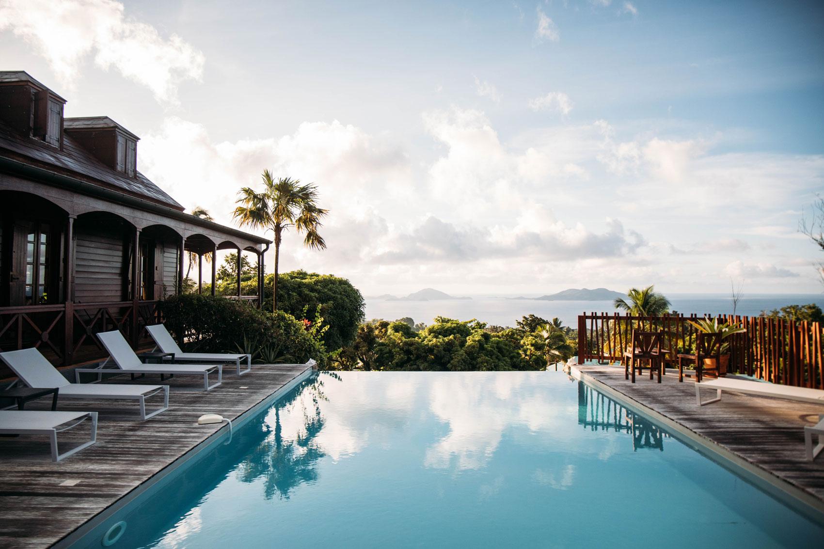 voyager en Guadeloupe blog itinéraire hébergement
