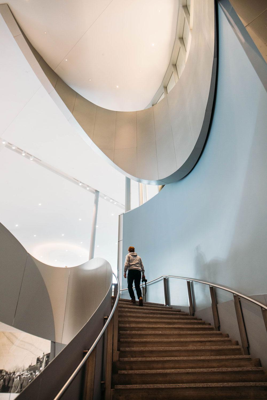 architecture royal Alberta Museum Edmonton