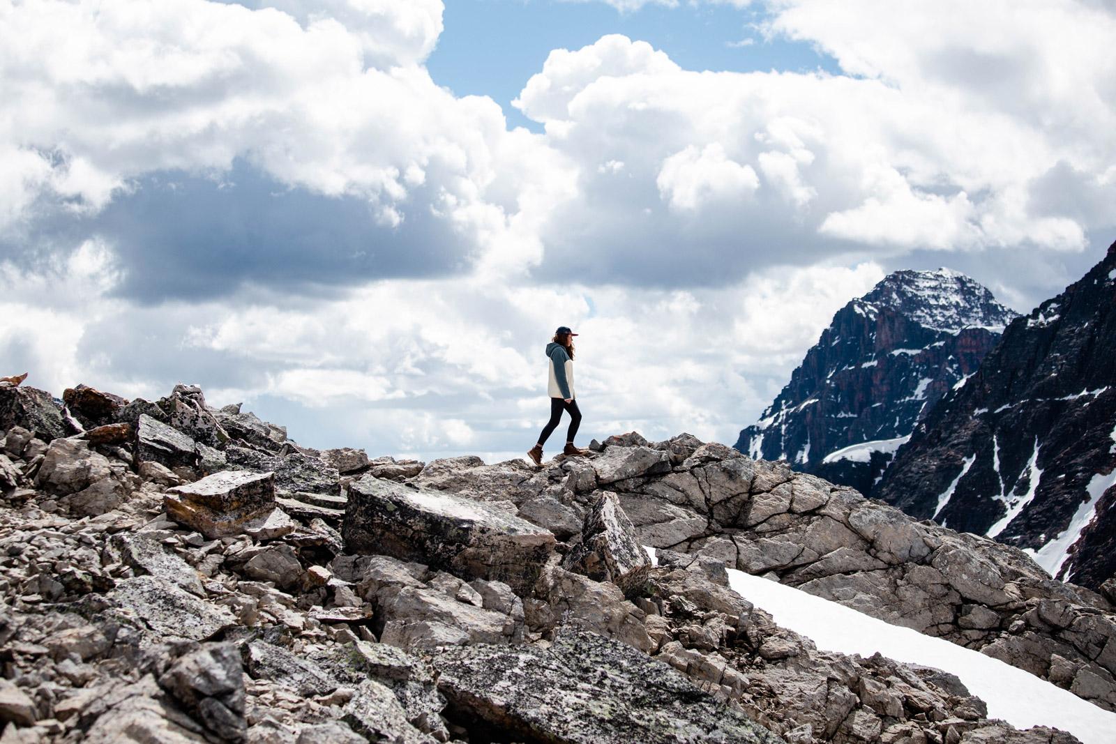 blog randonnée rocheuses canadiennes