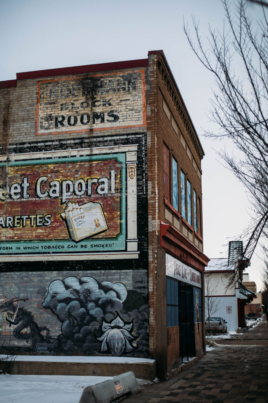downtown edmonton canada