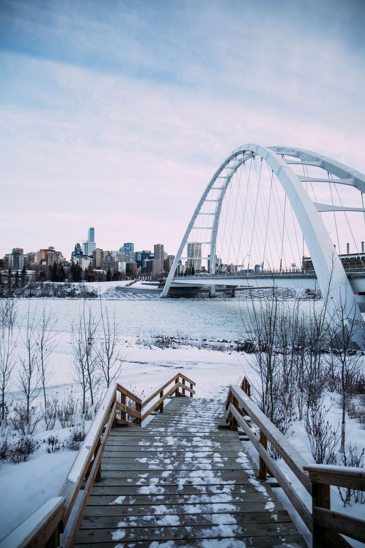 Edmonton en 2 jours en hiver