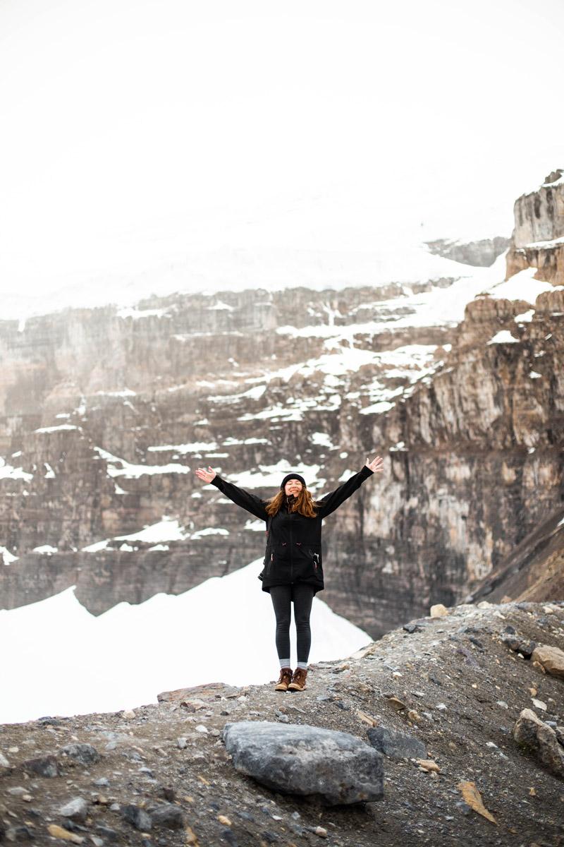 randonnée dans les rocheuses canadiennes 7 treks