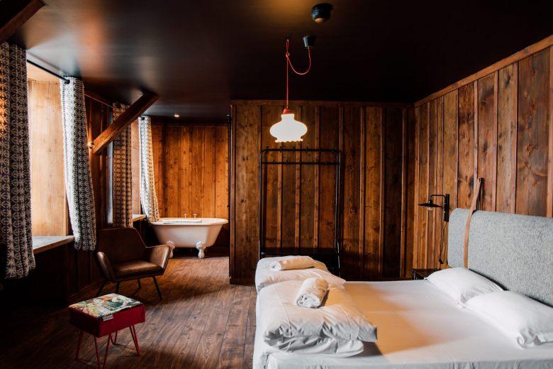 Une nuit au Refuge du Montenvers — élégance rustique à Chamonix
