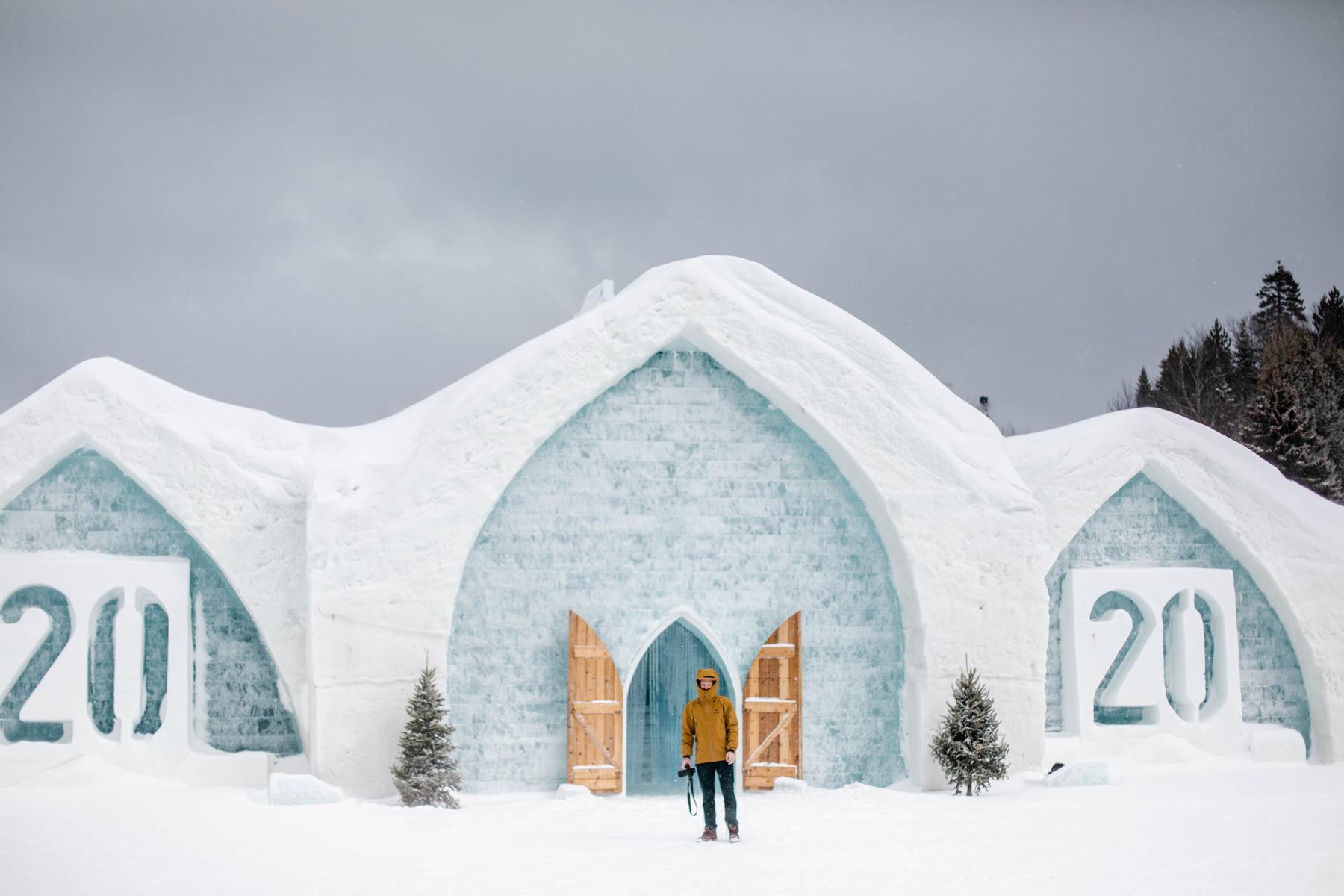 nuit-hotel-de-glace-quebec-valcartier-avis