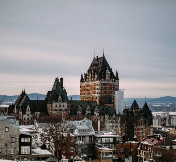 Activités nordiques pour visiter la ville de Québec en hiver