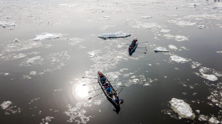 S'initier au canot à glace — l'expérience outdoor 100% québécoise