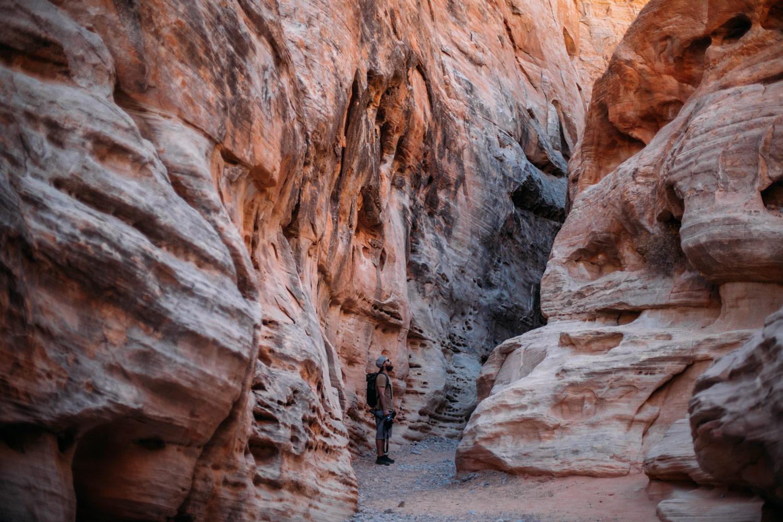 meilleures randonnées vallée de feu Nevada