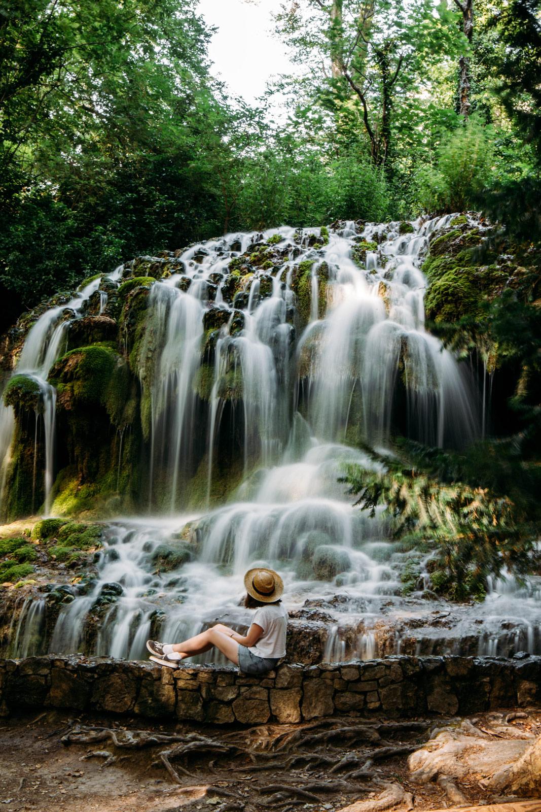 visiter la provence et ses cascades cachées
