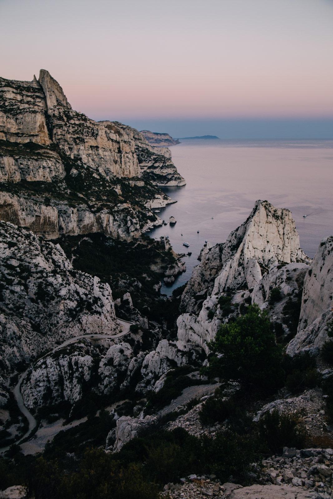 weekend à Marseille pour voir les calanques
