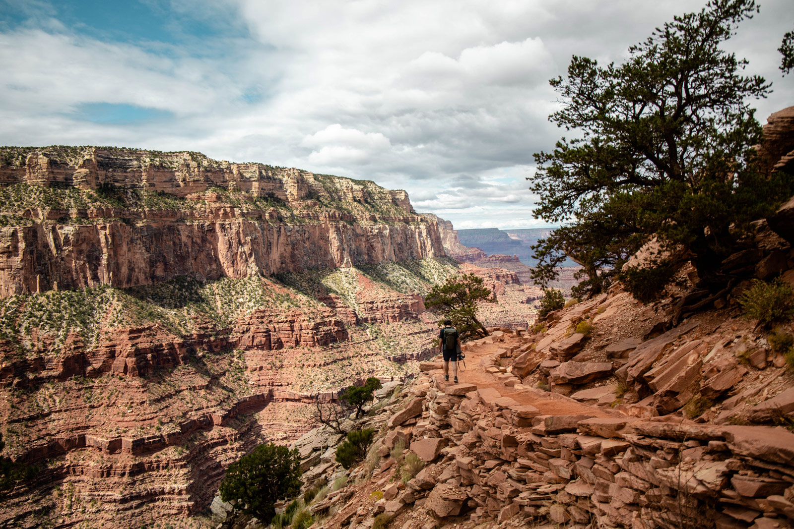 liste trek grand canyon south rim