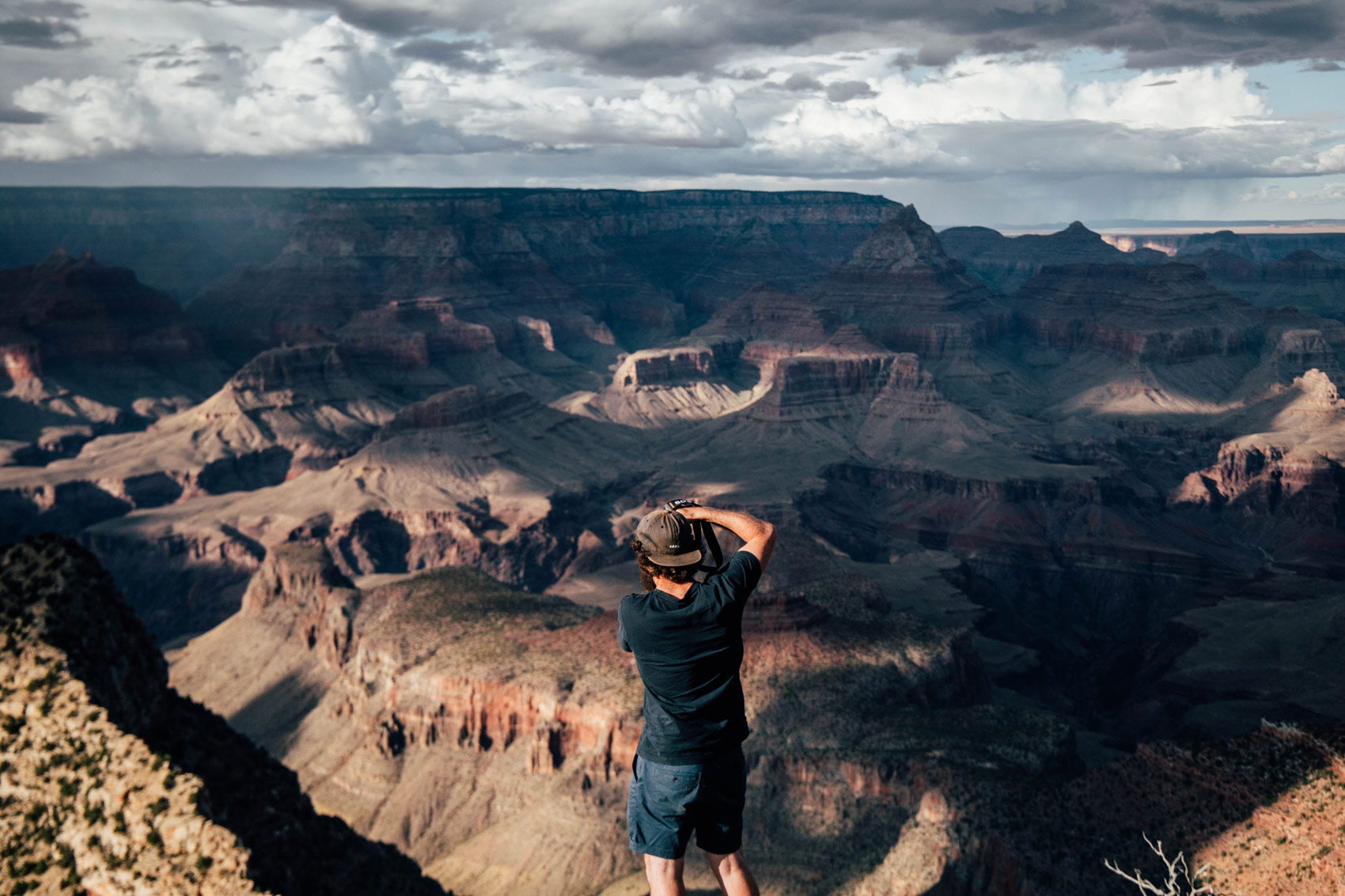 scenic drive grand canyon