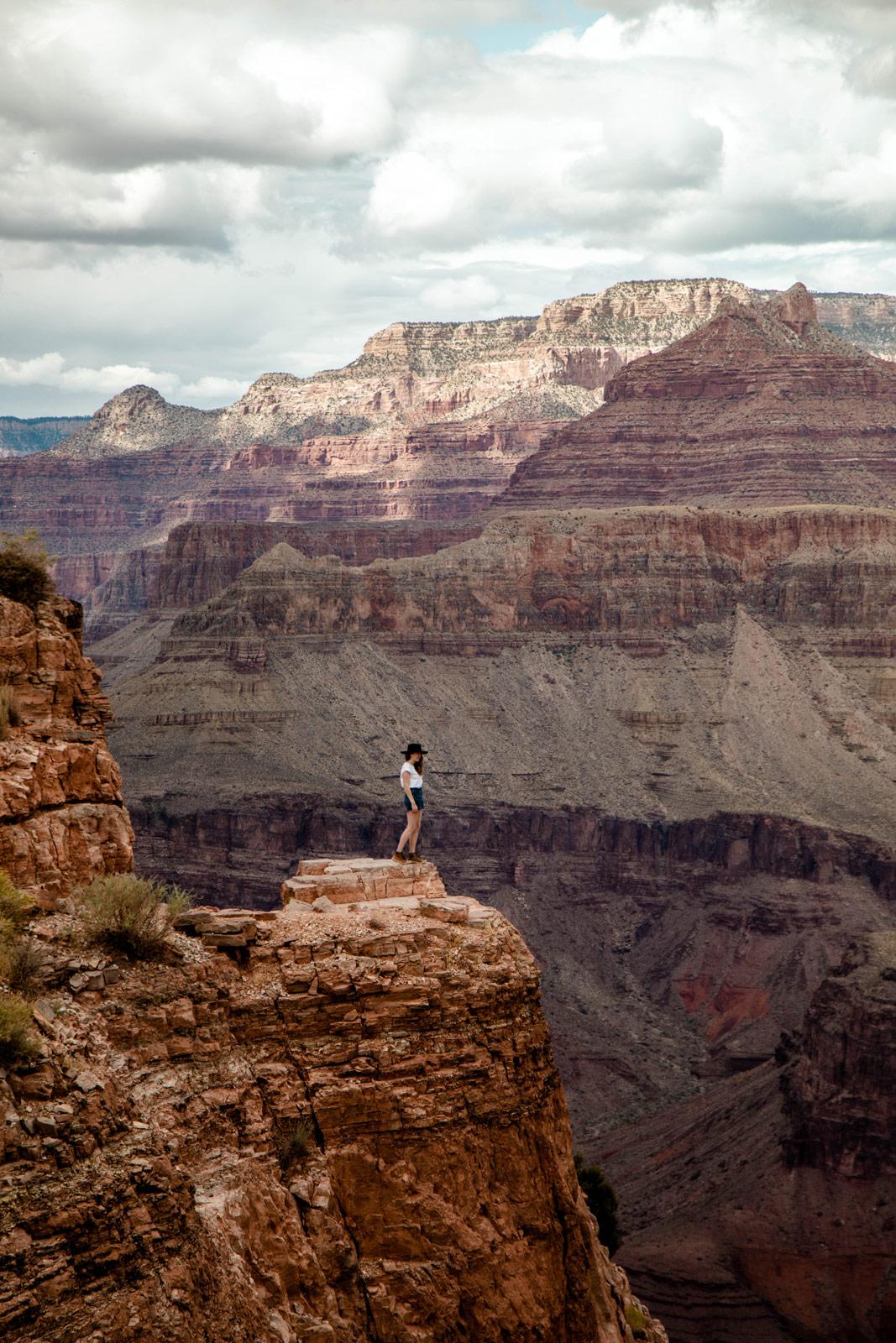 tout savoir pour visiter grand canyon en Arizona