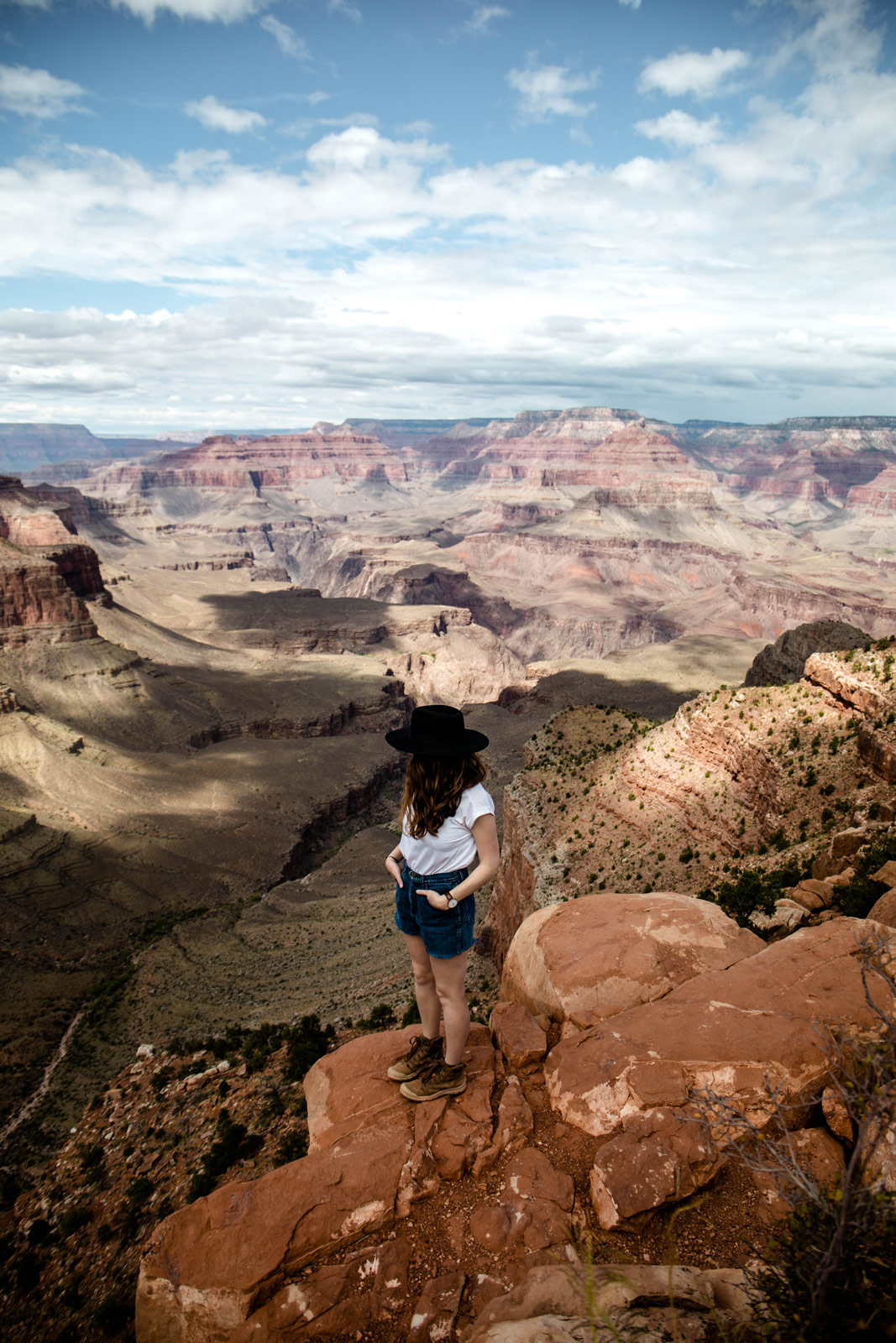 visiter et randonner au grand canyon