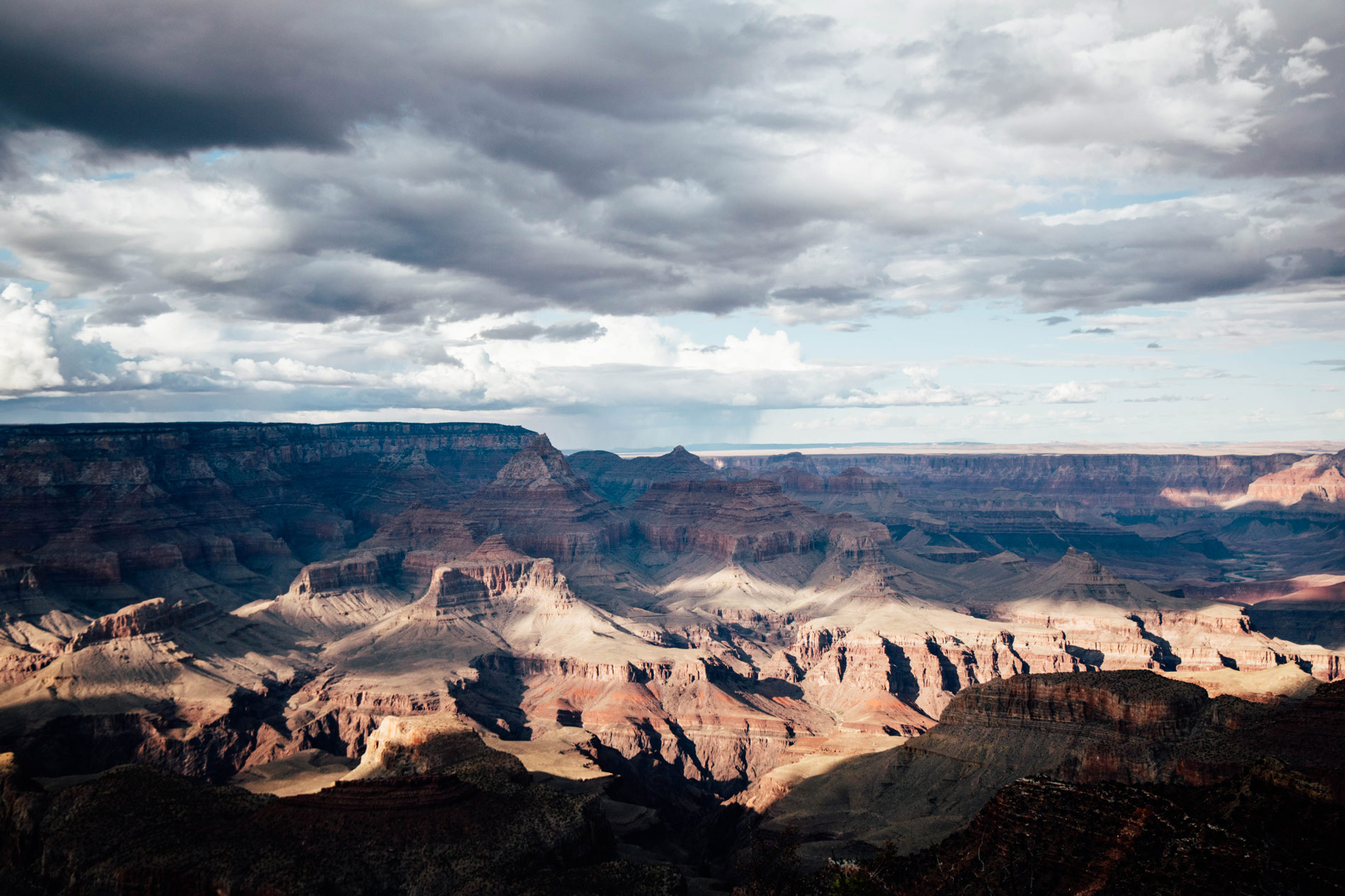 visiter le Grand Canyon en 2-jours : photo et rando