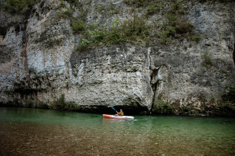 canoë kayak en Lozère
