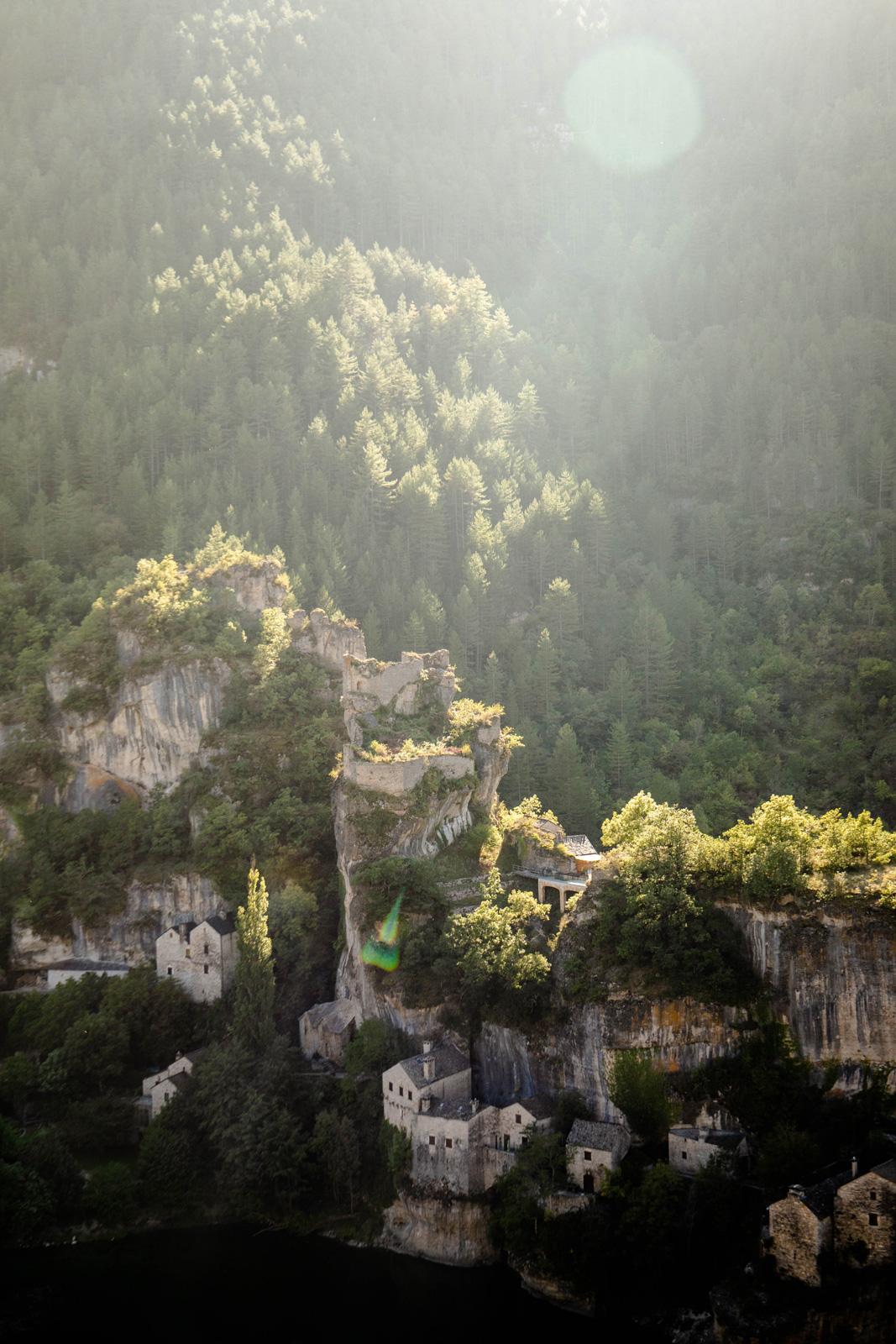 Castelbouc, plus beau village de France