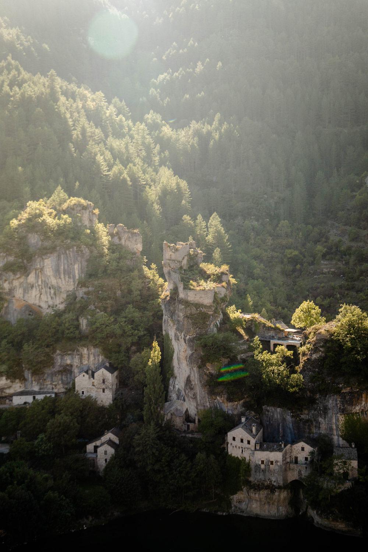 castelbouc village Lozère
