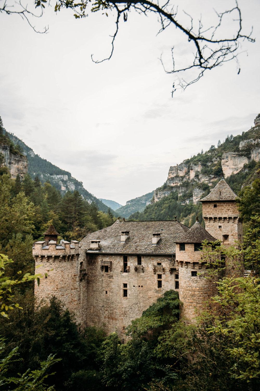 château de la Caze hôtel**** Lozère