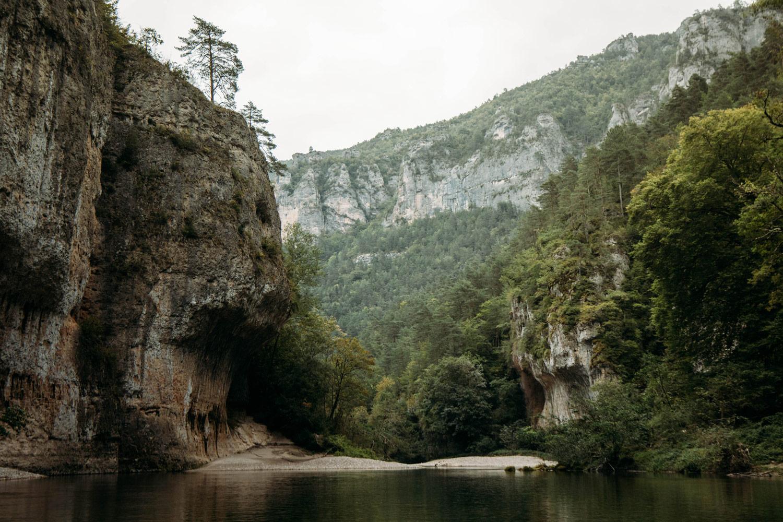 les détroits Gorges du Tarn