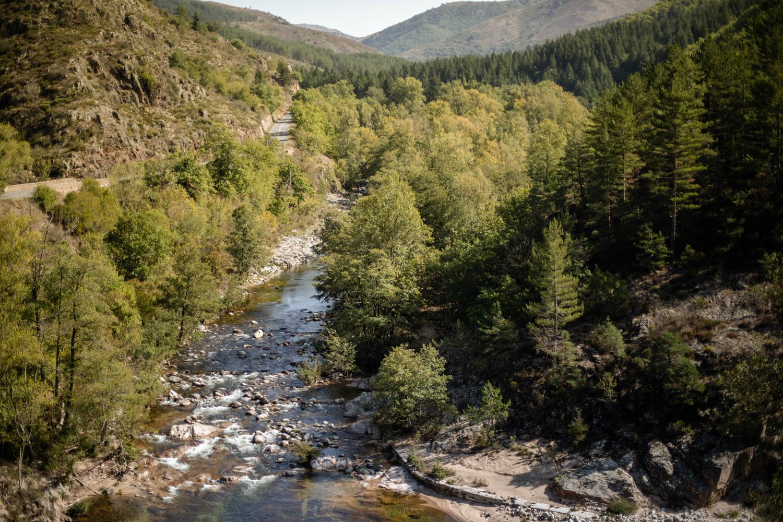 paysage parc Cévennes
