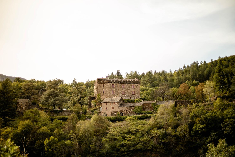 paysage parc national des Cévennes