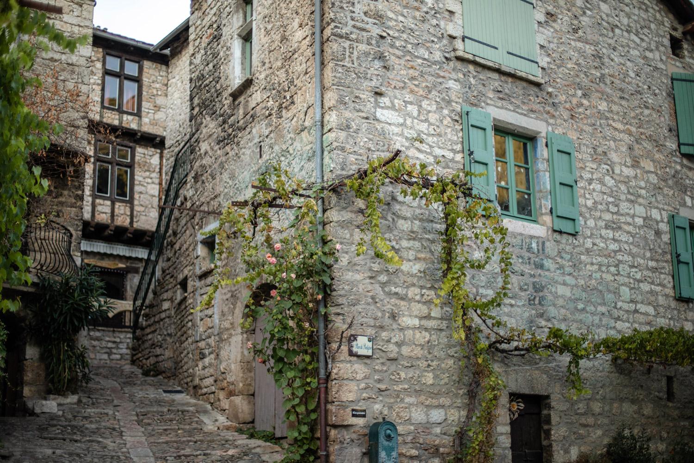 photos Sainte-Énimie Lozère