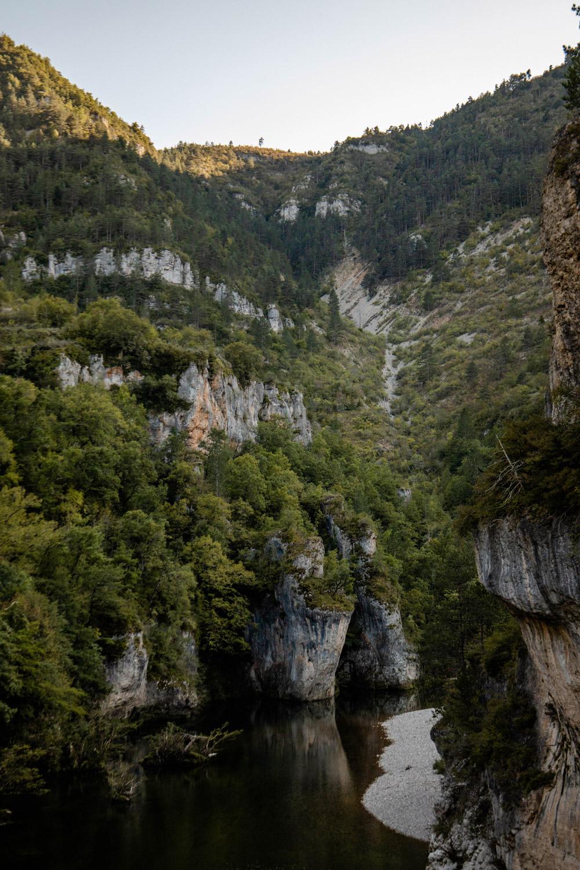 que voir dans les Gorges du Tarn