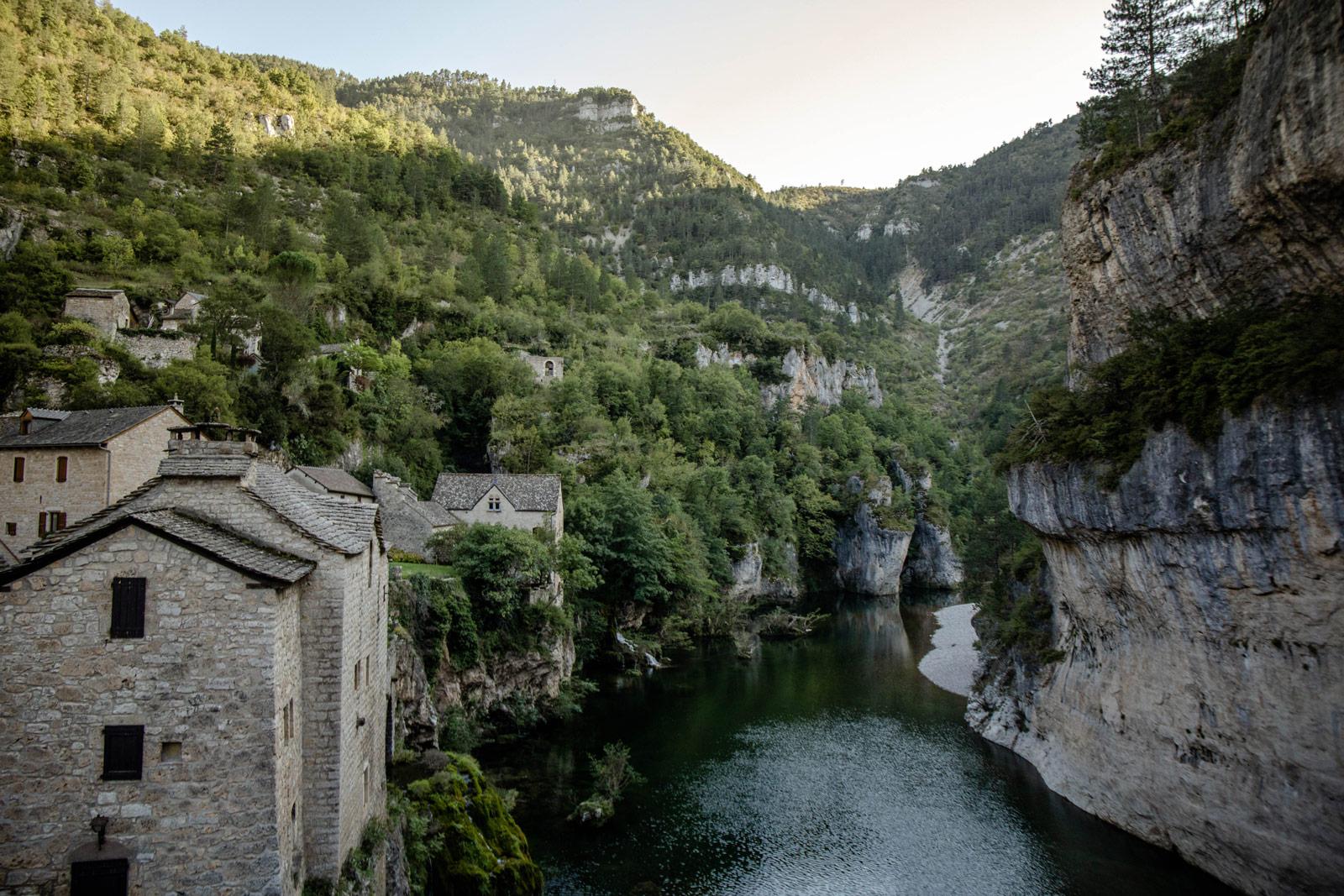Saint-Chély-du-tarn à faire dans les gorges du tarn