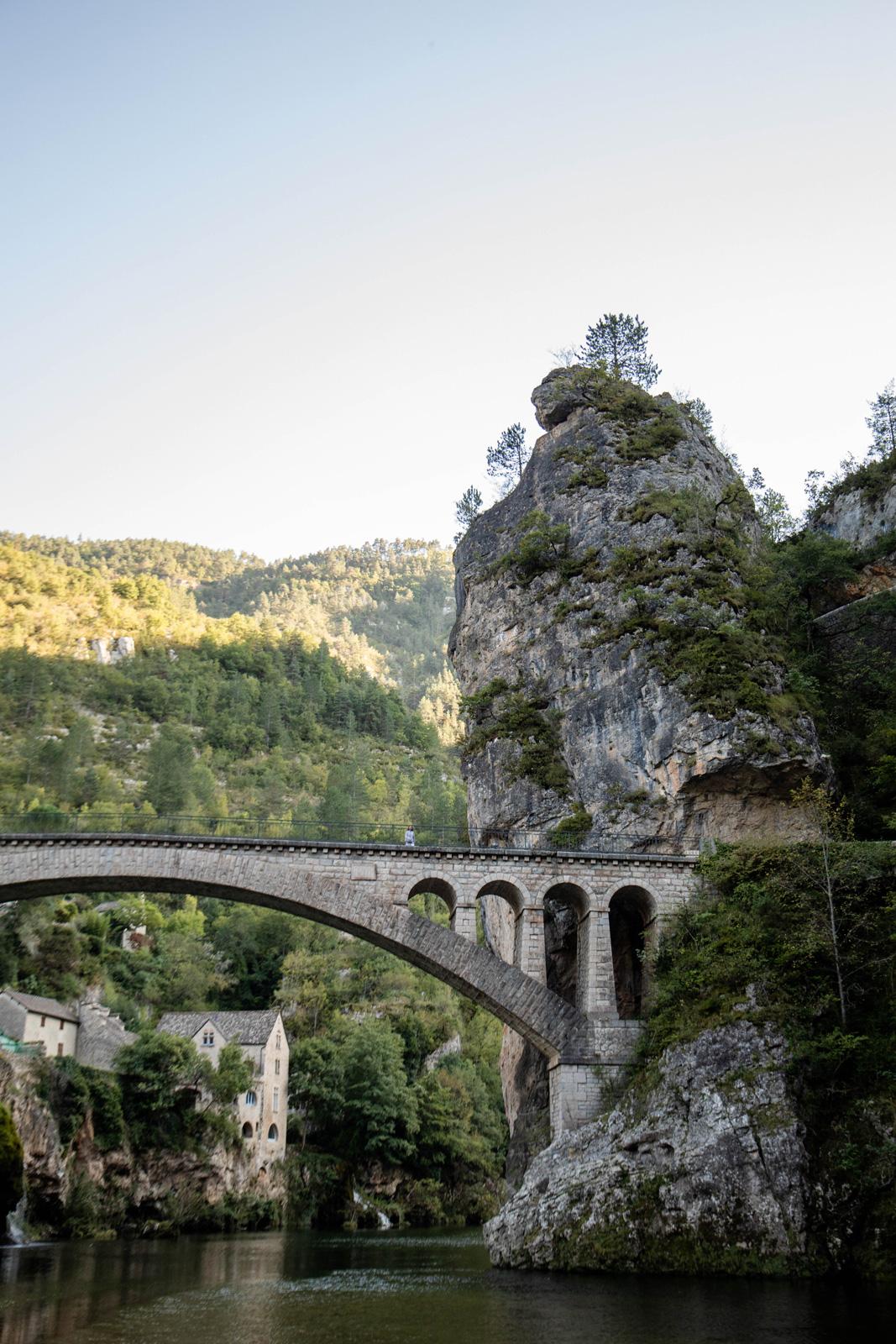 Saint-Chély-du-Tarn, plus beau village de France