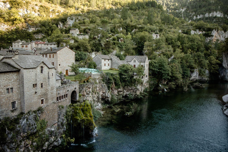 villages pittoresques Gorges du tarn