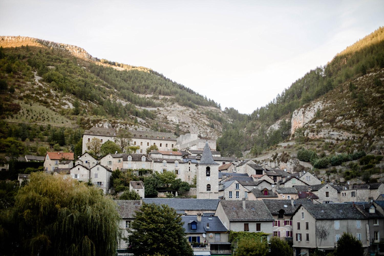 visiter Sainte-Énimie séjour Lozère