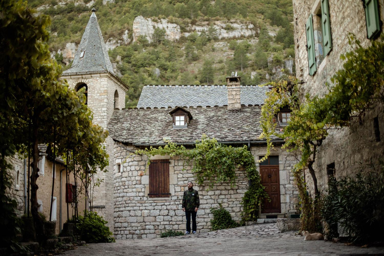 visiter Sainte-Énimie village Lozère