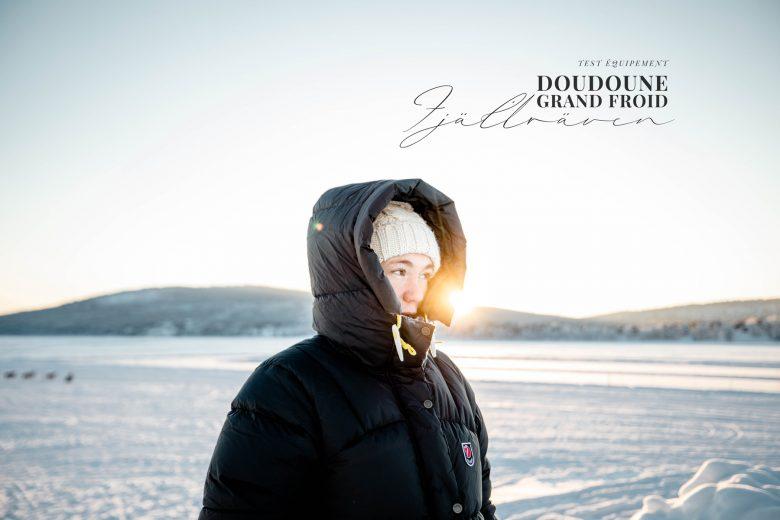 Test — La doudoune Fjällräven Expedition Down Jacket W
