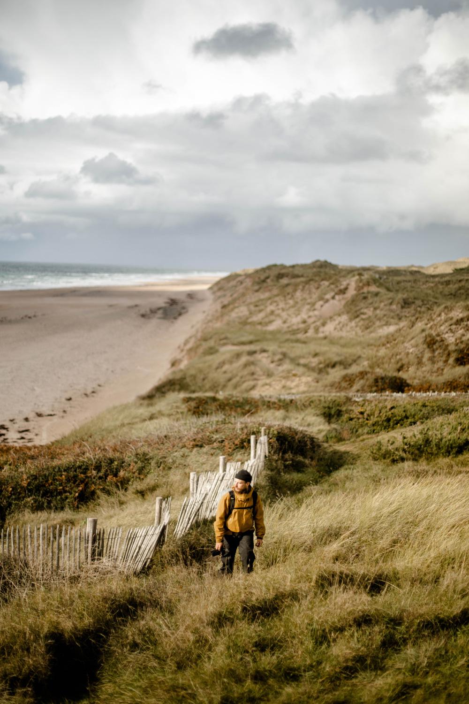 côte des isles paysages du Cotentin
