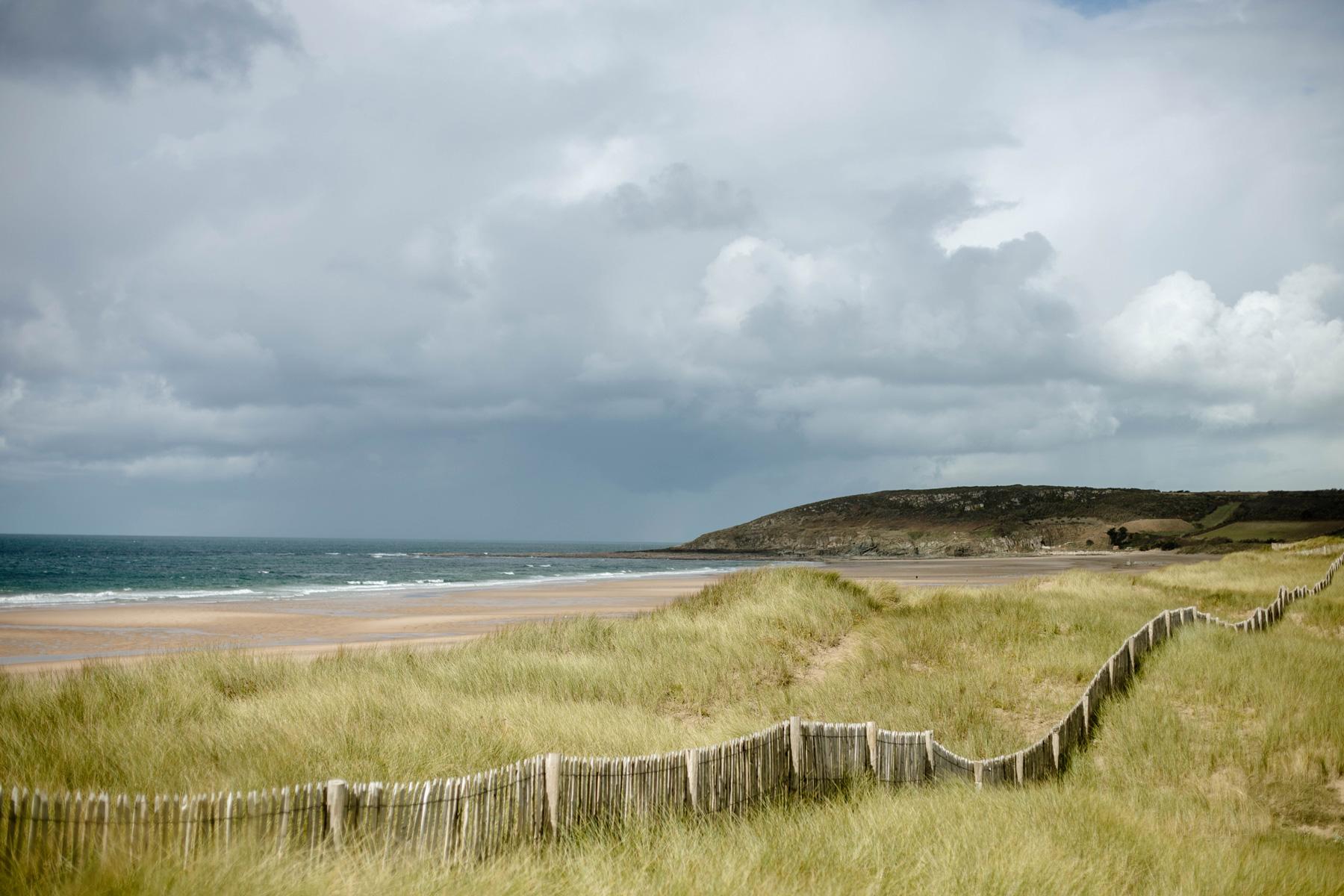 découverte côte des isles littoral du Cotentin