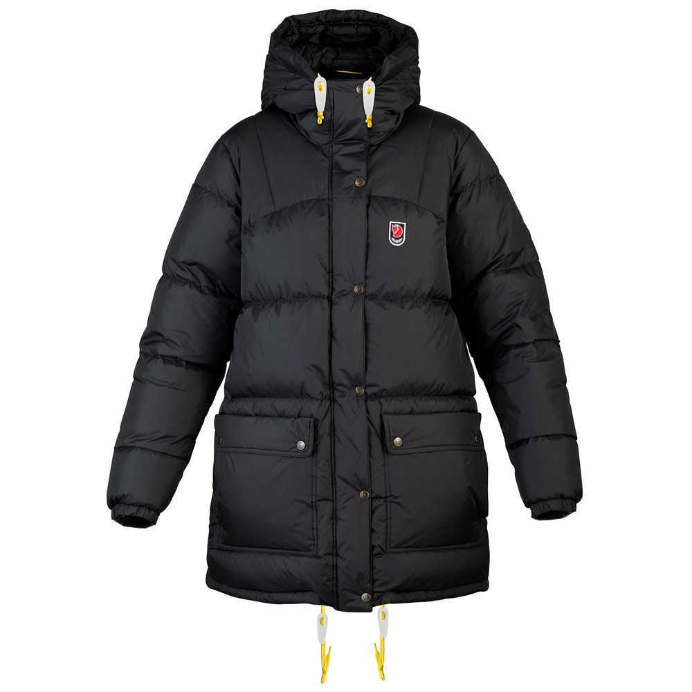 doudoune grand froid Expedition down jacket w fjallraven