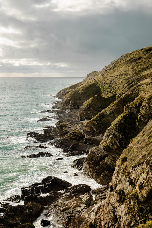 falaises du Cap Carteret : incontournable dans la Manche