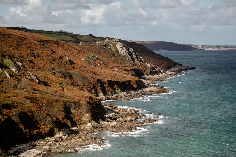 gr 223 les paysages du tour de la Manche