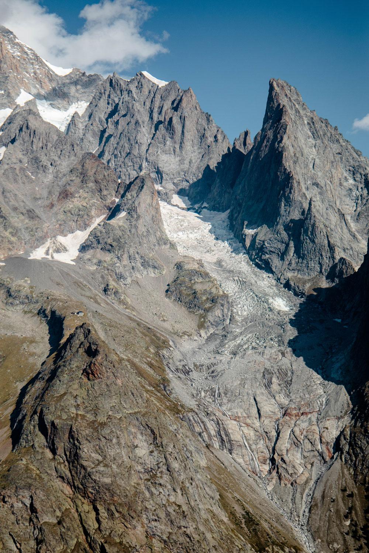 parcours du tour du Mont-Blanc en 8 ou 10 jours