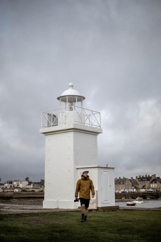 phare de Barfleur en Normandie