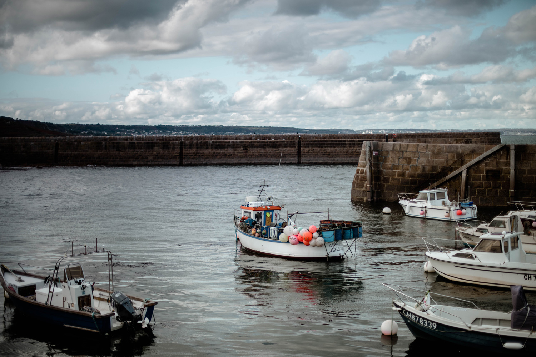 photo port cap lévi Normandie