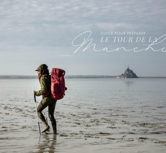 GR 223 de Carentan au Mont-Saint-Michel — La Manche à pied en 14 jours