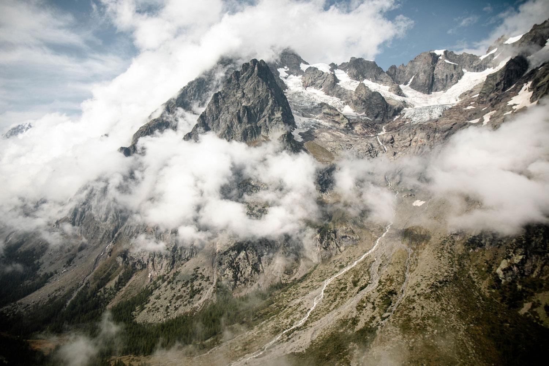 randonnée itinérante Massif Mont-blanc