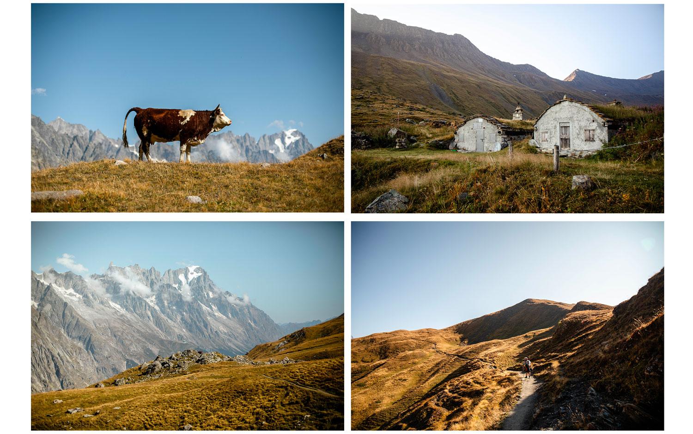 randonner autour du Mont-Blanc