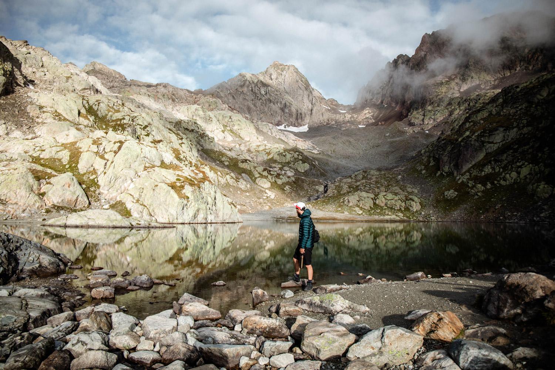 randonner et dormir au refuge du lac blanc