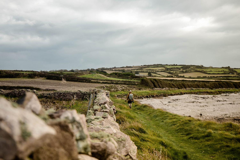 randonner sur le GR 223 tour du Cotentin