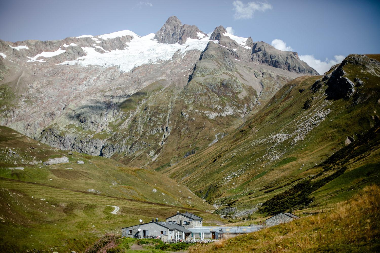 refuge des mottets trek Mont-Blanc